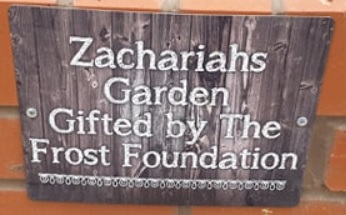 Garden for Zachariah